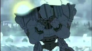 تریلر انیمیشن The Iron Giant 2015