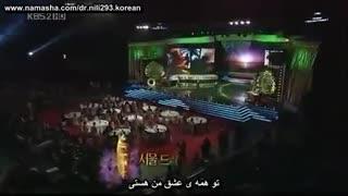 ویدیوی 3 ( آخر ) .... آهنگ paradise پسران برتر از گل اجرای گروه T- Max با زیرنویس فارسی توسط خودم
