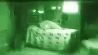 پرواز جن هنگام خواب