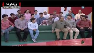 کلش اف کلنز بازی کردن جناب خان
