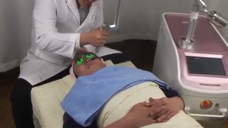 دستگاه لیزر حذف تاتو و خالکوبی Neosys Qswitch Laser - لیزر کیوسوییچ