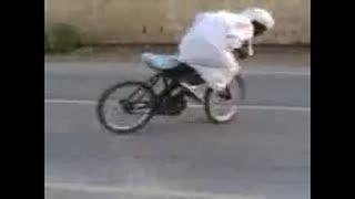 عرب و دوچرخه یا عرب و BMW ؟؟