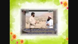 گاف دو شبکه وهابی در نشان دادن محل غدیر(مذهبی)-thaer.ir