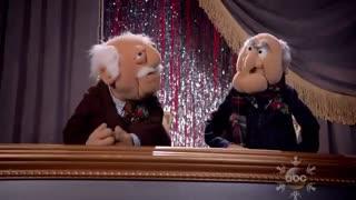 برنامه نمایشی عروسکی The Muppets با حضور Lady Gaga