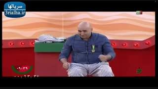 مسابقه خنداننده برتر مرحله دوم ؛اجرای علیرضا مسعودی