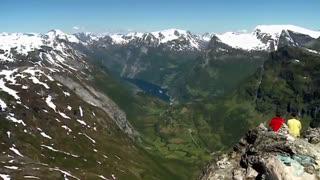 زیبایی های نروژ