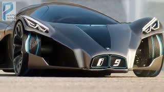 طرح مفهومی BMW i9
