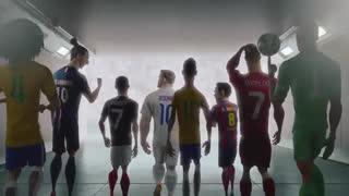 انیمشیشن ستارگان فوتبال جهان