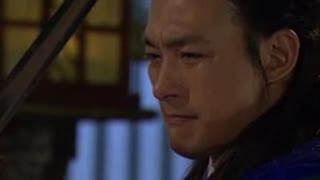 کلیپ گریه کردن شاهزاده جین مو و پادشاه یونگ که شاهزاده میخواد اونو بکشه