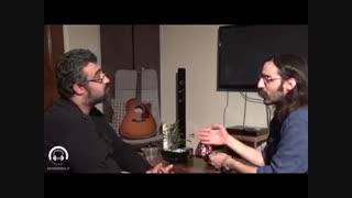 گپ موج با خواننده گروه کامنت - کیان پورتراب 2