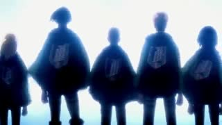 AMV انیمه Shingeki no Kyojin - Attack On Titan
