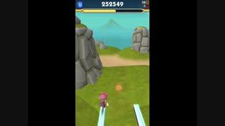 عکس هایی از باگ های اتفاقی بازی Sonic Dash 2:Sonic Boom