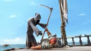 انیمیشن خنده دار « بادبان مرگ »