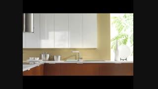 صفحات کورین| کابینت آشپزخانه| ساخت کابینت ام دی اف