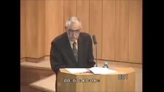 سخنرانی استاد  ایرج افشار درباره  شاهنامه فردوسی