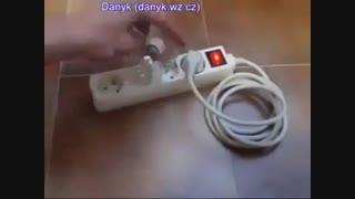 روش بسیار جالب تولید برق رایگان