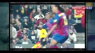 برترین گل های ساموئل اتوو در بارسا در فصل2005 - 2004