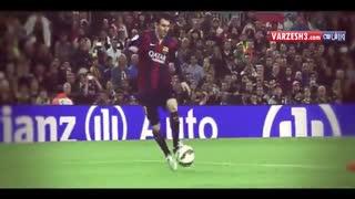 10 گل برتر مثلث آتشین بارسلونا