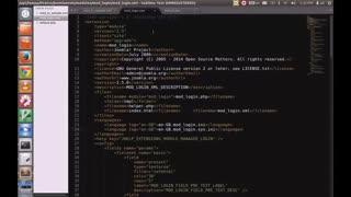 آموزش ماژول نویسی جوملا 2.5 جلسه پنجم