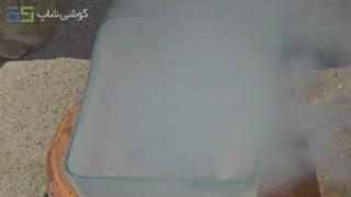 خرد کردن iPhone 6s با پتک و نیتروژن مایع !!!