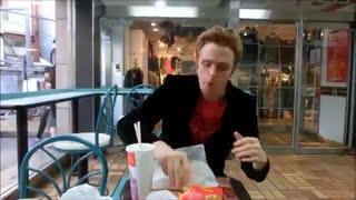 خوردن مک دونالد در کره جنوبی !!