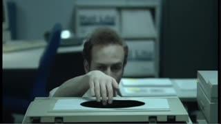 فیلم کوتاه the black hole