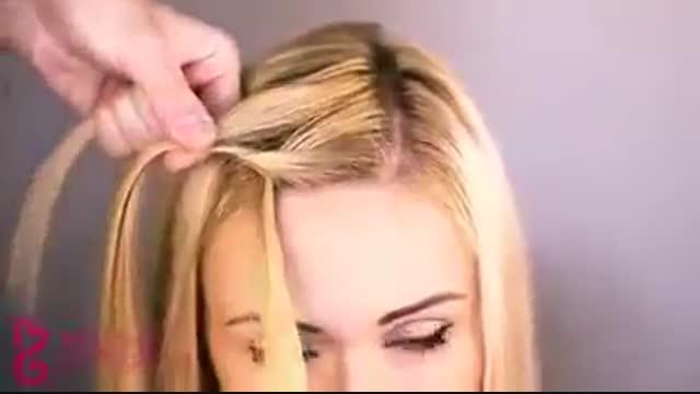 آموزش بافت و بستن مو