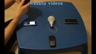 تولید برق با استفاده از انرژی امواج موبایل
