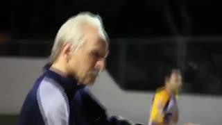 فوتبال پیرمرد