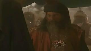 سکانس حفاظت حضرت زینب، از جان امام سجاد در مقابل شمر