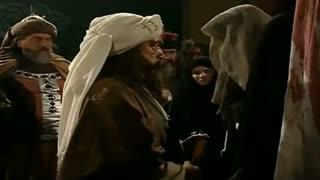 سکانس رجزخوانی حضرت زینب در کوفه(مارأیت إلا جمیلاً)