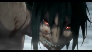 وقتی لیوای روانی میشه.....-Levi goes berserk/Attack on Titan  ,Shingeki no kyojin