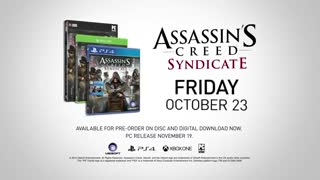 Assassin's Creed Syndicate London Calling Trailer