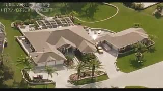 فیلمی هوایی از خونه ی جان سینا