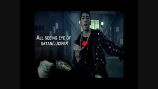 شیطان پرستی در K_pop