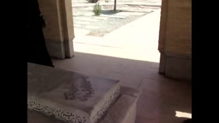 Description Professor Ahmad marateb grave Jalal Taj Esfahani, researcher: Matin- rezvani Pour