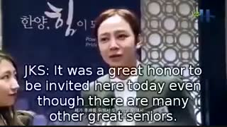 JKS استاد افتخاری دانشگاه هانیانگ
