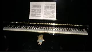 """آهنگ زیبای """" داستان عشق """" love story  با پیانو توسط خودم تقدیم به همه :)"""