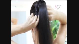 مدل موی ساده وزیبا