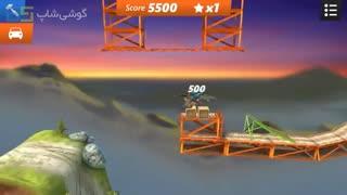 معرفی بازی جذاب Bridge Constructor Stunts