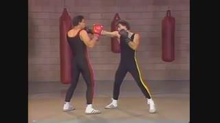 ساواته 4 - لگد زنی تهاجمی سطح متوسط - از سری فیلم های آموزش هنر های رزمی و دفاع شخصی کوثرپرداز