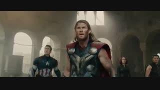 تریلر فیلم  The Avengers: Age of Ultron