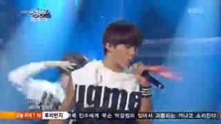 اجرای زنده آهنگ N.O از گروه BTS