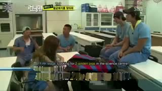 Running Man - Ep 5 -Jessica SNSD; Nichkhun 2PM