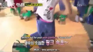 Running Man - Ep 6 -)Son Dam Bi, Se7en, Kim Shin Young.