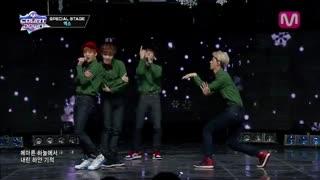 کنسرت EXO - Christmas Day