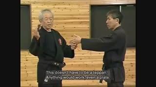 نینجوتسوی بوجینکان سوک ماساکی هاتسومی کوتو ریو کاپوجوتسو +تکنیک ها - از سری آلبوم های آموزشی هنرهای رزمی و دفاع شخصی کوثرپرداز