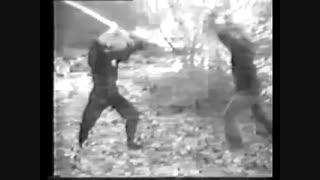 نینجوتسو - استفان ک هیز جنگجویان شب نینجا حلقه دو- از سری آلبوم های آموزش هنرهای رزمی و دفاع شخصی کوثرپرداز