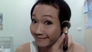 اگه مردها آرایش کنند