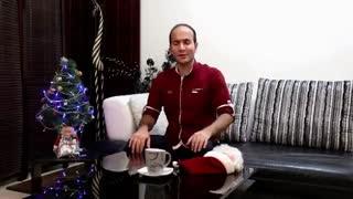 خنده دار ترین تقلید صدا و تبریک کریسمس یک ایرانی